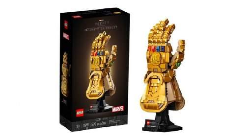 """Лучшие моменты финальной сцены """"Мстителей: LEGO выпустил набор с Перчаткой Бесконечности"""