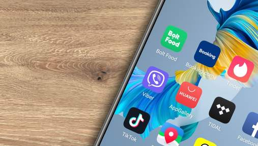 Huawei та Viber розширять партнерство після успіху месенджера в AppGallery