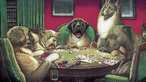 Искусство и гемблинг: самые известные картины, посвященные азартным играм