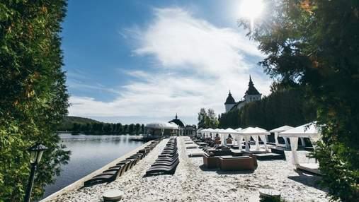 Где поплавать вблизи Львова: лучшие озера для летнего отдыха