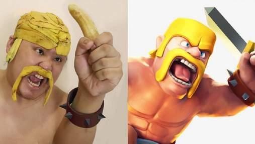 З підручних засобів: таєць підкорює мережу кумедними косплеями на популярних персонажів