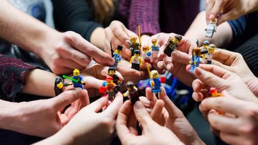 Lego планирует выпустить конструктор из переработанных бутылок