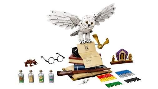 """До 20-річчя першого фільму: LEGO випустить величезний набір за мотивами """"Гаррі Поттера"""""""