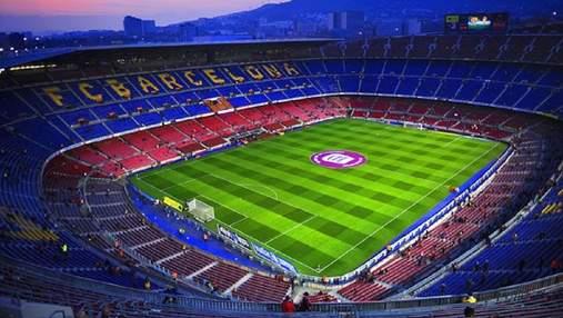 """Легендарный стадион футбольного клуба """"Барселона"""": LEGO представила новый конструктор"""