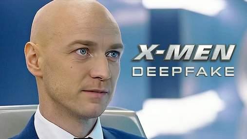 """Благодаря DeepFake: Юэн МакГрегор сыграл роль профессора Чарльза Ксавьера из """"Людей Икс"""""""