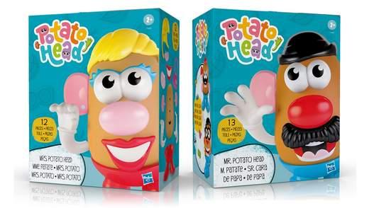 Мистер Картофельная Голова уже не мистер: культовая игрушка Hasbro станет гендерно нейтральной