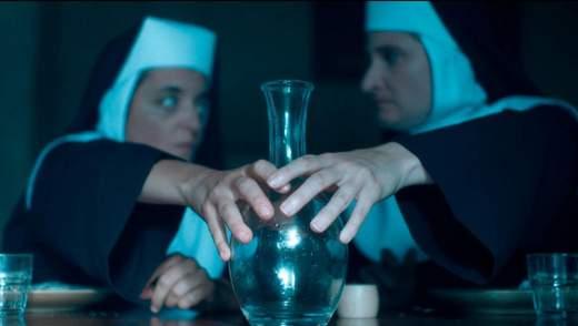Искусство тишины: монахини тоже грешники – короткометражная комедия без единого слова